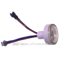 A iluminação do ponto dos pontos do pixel do diodo emissor de luz de 45mm UCS1903 WS2811 4.5W 12Vdc