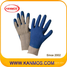 Suitable Cut Resistant Latex Coated Industrial Safety Hand Work Gloves (52202)