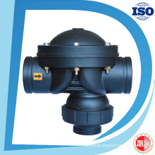 PA6 Nylon 1 Way Diaphragm Water Pressure Control for Water Treatment Solenoid Valve