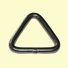 SS: Welded Triangular Ring