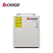 Compresor del inversor de la CC de 5000w 5kw 8kw 65kw El aire de EVI bombea las bombas del cambiador de calor para la refrigeración de la calefacción de la piscina
