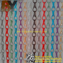 Chain Link Insect Fly Screen Curtain