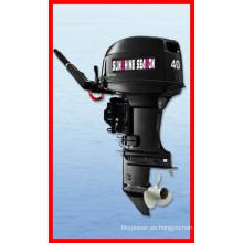 Motor de gasolina / Motor fueraborda de vela / Motor fueraborda de 2 tiempos (T40BMS)