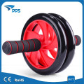 Double Ab Wheel for body building equipment for hot sale with high quality