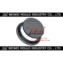 Customized FRP SMC Manhole Cover Compression Mould