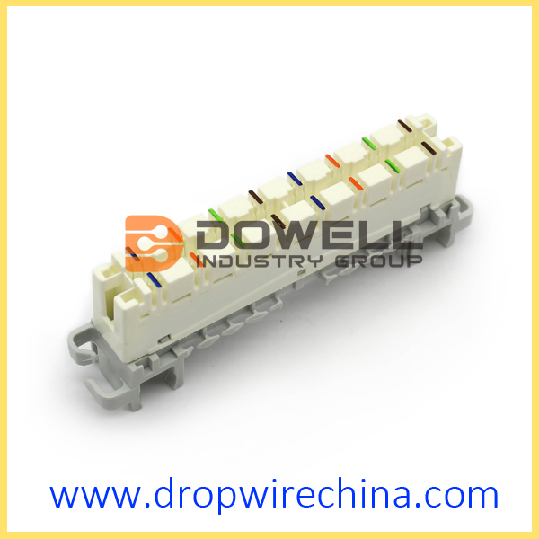 8-Pair Krone Highband Disconnection Module