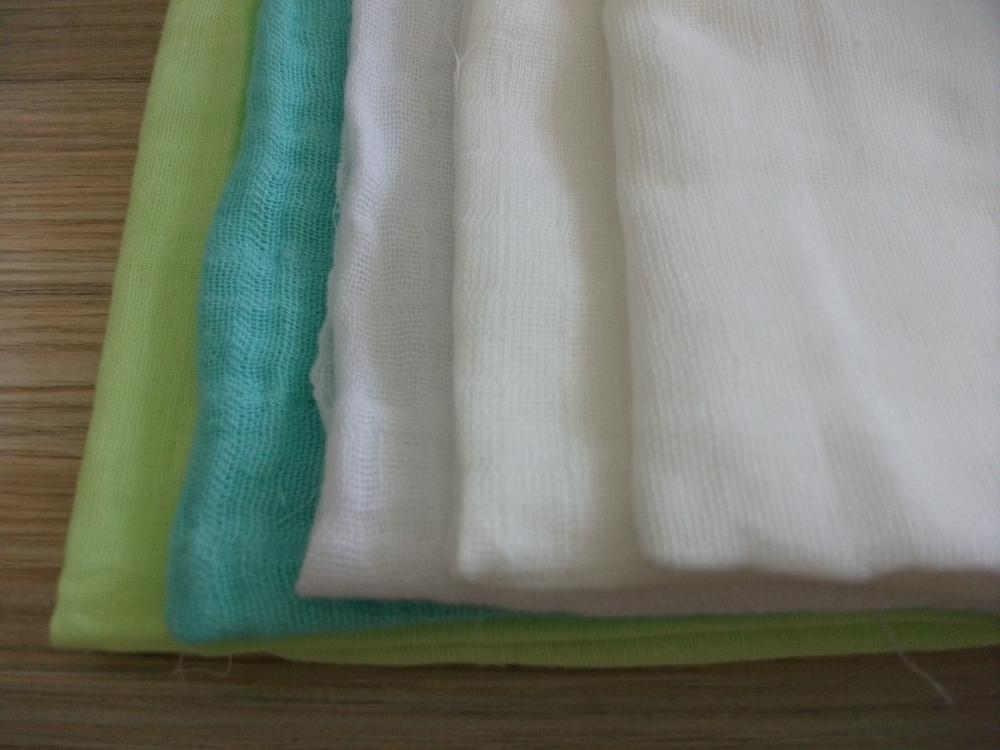 Muslin Swaddle Naughty Baby Tuch Windel Stoff