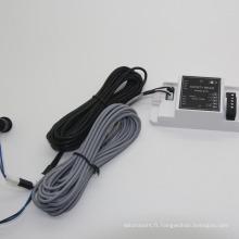 capteur de sécurité faisceau de sécurité capteur unique pour pièces de portes automatiques