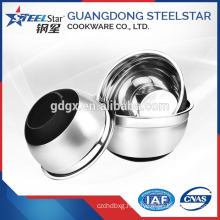 Hot sale Stainless Steel Salad Bowl with high quality