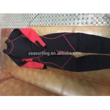 2016 vente chaude Femmes Néoprène / néoprène lisse peau wetsuit