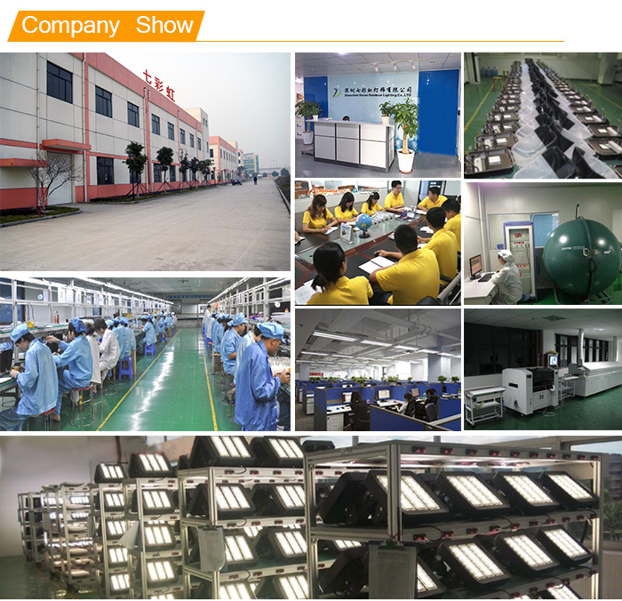Factory Production Line Of Led Shoe Box Retrofit