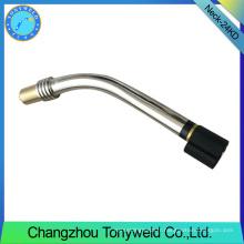 Outils de soudage alternatifs MB 24KD Couteau de cygne MIG / MAG Pièces de rechange de soudage au CO2