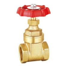 High quality brass gate valve volvo fh12 brake valve oil trumpet
