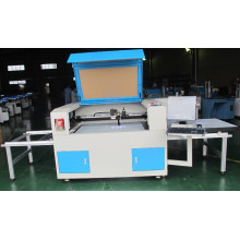 Automatic Video Camera Laser Cutting Machine with Movable and Exchanging Table (GLS1080ME)