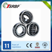 miniature self-aligning ball bearings 1206