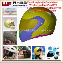OEM Custom injection mould motorcycle helmet/Custom design injection mold motorcycle helmet