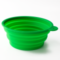 Wholesale Save Space Silicone Pet Bowl Travel Bowl