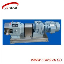 Hotsale Stainless Steel Rotary Lobe Pump