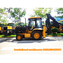 WZ30-25 backhoe loader wheel / 3 ton backhoe loader