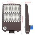 Luzes LED de caixa de sapato IP65 de 240 W