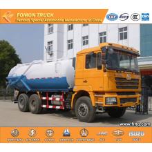 SHACMAN F3000 Sewage pump truck 20000L