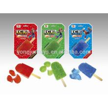 DIY Kristall Eis Sucker Puzzle Spielzeug für Kinder