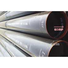 China Manufacturer API 5L ERW STEEL PIPE