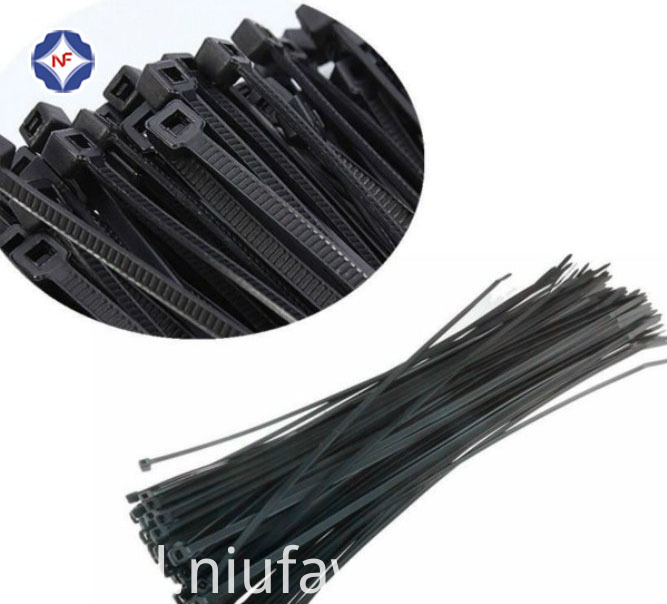 Black Cable Tie