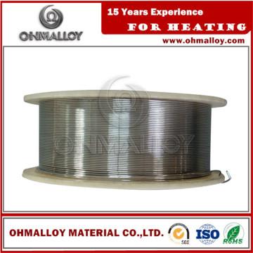 Acid White Tratamento Ni80chrome20 Fio Ohmalloy109 Nicr80 / 20 Precise Resistor