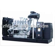 Tipo abierto generador diesel para Mitsubishi