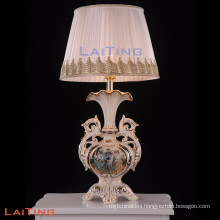 European style lighting fancy lamp decor home table lamp
