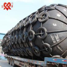 Certificación CCS repuestos marinos de alto rendimiento de guardabarros inflables