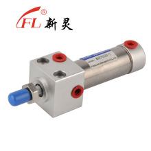 Cilindros neumáticos usados de alta calidad de la buena calidad de la fábrica