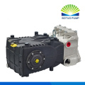 Industrial Triplex Plunger Pump for Drain Cleaning