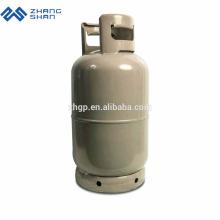 Produto mais vendido na Europa Cilindro de armazenamento de gás GLP com preço barato