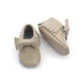 Shenzhen Shoes Baby Mocassins Leather Kids Shoes