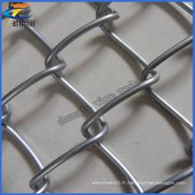 Bonne qualité Grille métallique à chaîne galvanisée à chaud