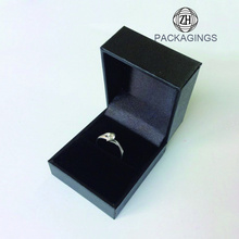 Wholesale+black+ring+box+jewelry+box+with+logo