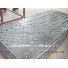 feuille de plastique PEHD 1100 * 2400mm