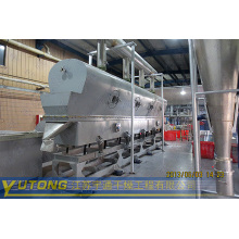 Rectilinear Vibrating-Fluidised Dryer amino-acid pump