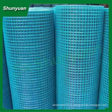 Лучшая цена 2x2 ПВХ покрытием сварной сетки (Китай Производитель)