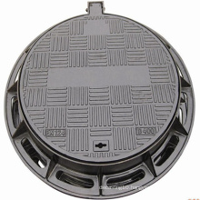 OEM China Cast Iron Round Manhole Cover