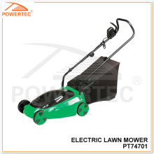 Powertec 340mm1400W Electric Lawn Mower (PT74701)