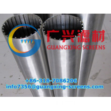 Wedge Wire Filter Elements and Filter Cartridges for oil filtration