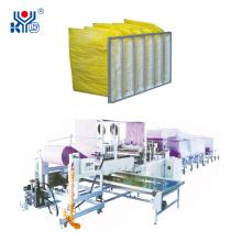 Novos produtos estáveis, máquinas para fazer filtros de ar