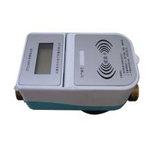 DN15 DN20 DN25 IC Karte Messing Prepaid Smart Wasserzähler