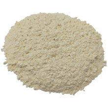 Dehydrated white garlic powder