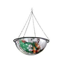 100cm Clear Acrylic Full dome Mirror, 40inch Indoor Convex Mirror/