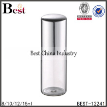 glass roller on perfume bottle glass bottle roller ball with metal roller ball
