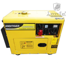 Kipor Tipo China Proveedor Enfriado por aire Silent Diese Generator Set